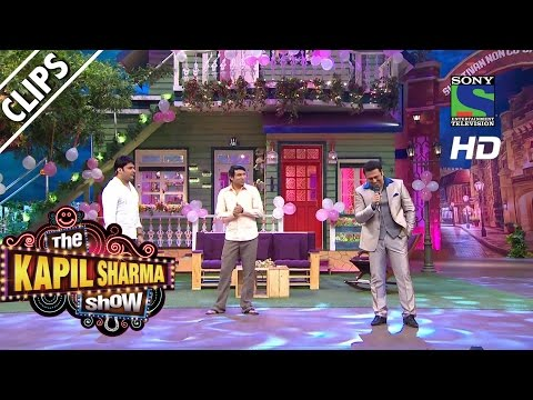 Thumbnail: Chandu invites Govinda to the show -The Kapil Sharma Show -Episode 20 - 26th June 2016