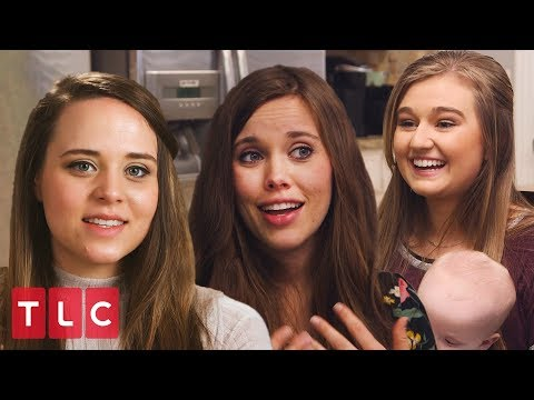 Jinger Reunites With Jessa And Kendra! | Counting On
