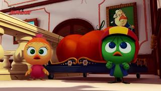 Calimero 3D (2014) | Episode 98 - The Pumpkin Queen | English