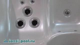 Гидромассажный мини бассейн спа Виргиния 329D(, 2016-06-14T07:11:33.000Z)