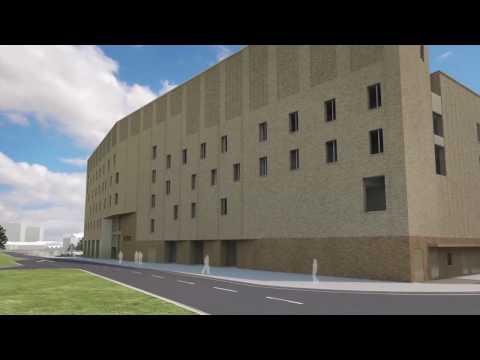 Virtual tour of Birmingham City University's new Conservatoire