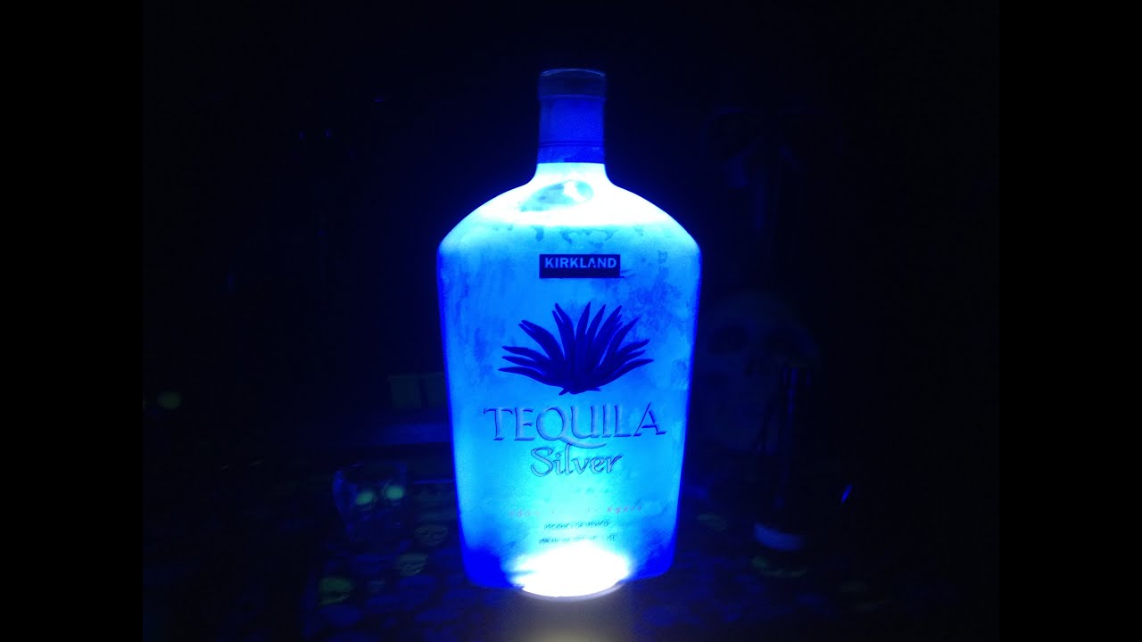 Kirkland Signature Silver Tequila 100 Blue Agave Youtube