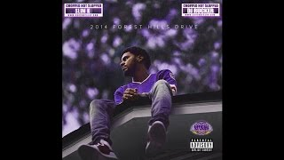 J. Cole x Slim K x DJ Rucker - 2014 FOREST HILLS DRIVE (Chopped Not Slopped)
