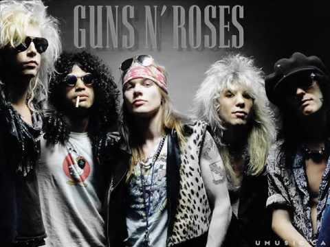 Sweet Child O' Mine - Guns N Roses With Lyrics & Download Link