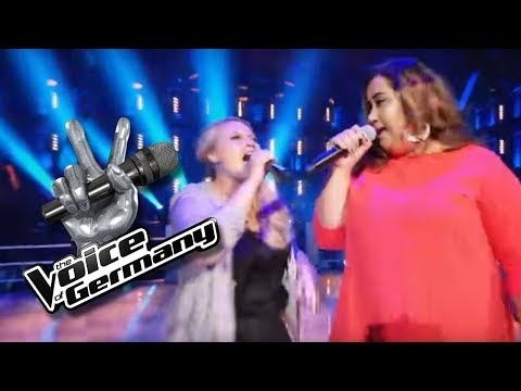 Demi Lovato - Really Don't Care | Julia vs. Yagmur | The Voice of Germany 2017 | Battles