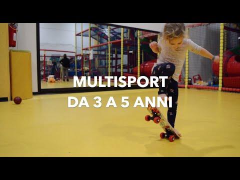 Multisport 3-5 anni