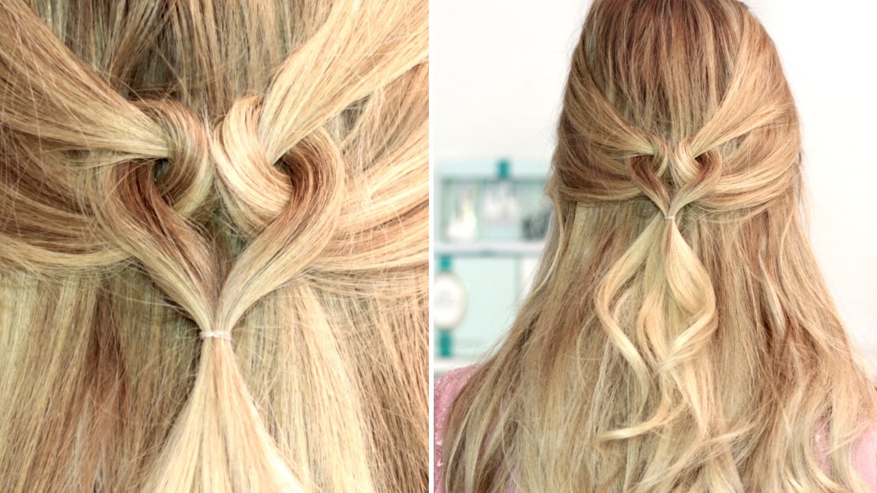 30 Step By Step Hairstyles For Girls Heart Hairstyles Ideas
