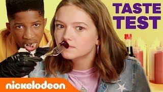 Back to School Taste Test 🤢 w/ All That, Jayden Bartels, the GEM Sisters & More Fave Stars   Nick