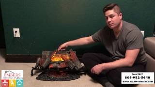 Opti-Myst Insert II Electric Fireplace Review