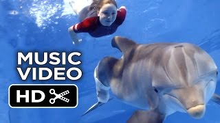 "Dolphin Tale 2 - Cozi Zuehlsdorff Music Video - ""Brave Souls"" (2014) HD"