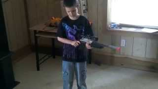 My toy gun collection
