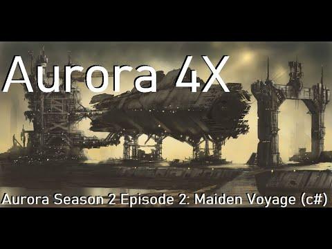 Download Aurora Season 2 Episode 2: Maiden Voyage (c#)
