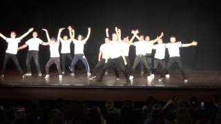 cwru greek week 2017 delta tau delta v show