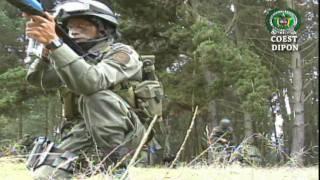 Policía de Colombia Dramatizado Rescate GAULA - policiadecolombia