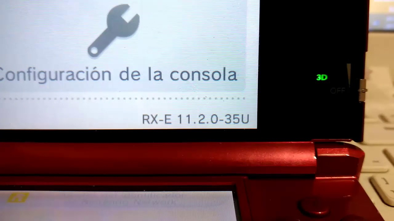 how to get custom firmware on 3ds 2.1.0-4u
