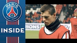 INSIDE - PARIS SAINT-GERMAIN VS METZ