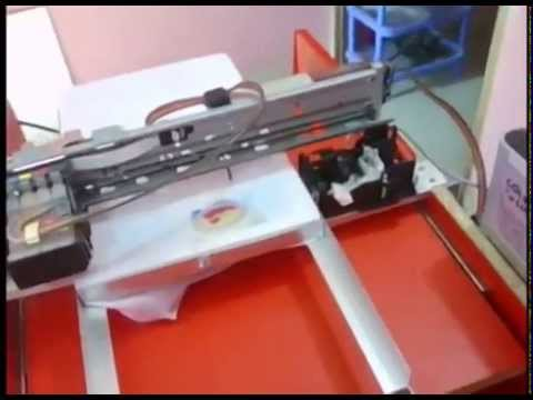 DTG printer-homemade-01 - YouTube