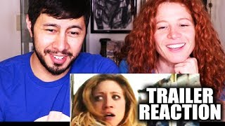 BUSHWICK   Dave Bautista   Trailer Reaction w/ Nina Storey!