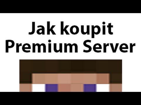 Jak Koupit Premium Minecraft Server Pres Premium Sms Na Serveromat Com