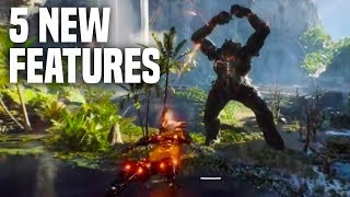 ANTHEM: 5 COOLEST NEW FEATURES! (E3 2018 NEW GAMEPLAY)
