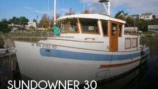 Used 1984 Sundowner 30 for sale in Bellingham, Washington