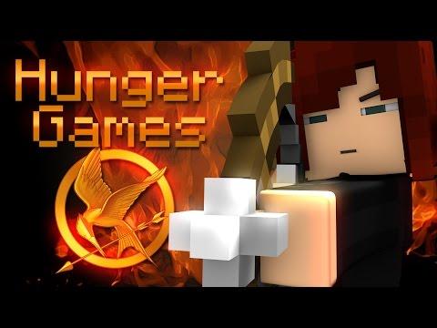 Minecraft Parody - HUNGER GAMES! - (Minecraft Animation)