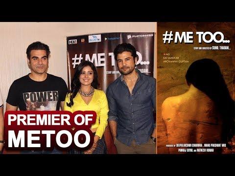 "Premier Of Short Film "" METOO"" Based On Women Empowerment"