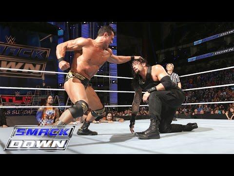 Roman Reigns Vs. Alberto Del Rio: SmackDown – 10. Dezember 2015