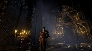 The SoulKeeper VR Exclusive Early Alpha Gameplay