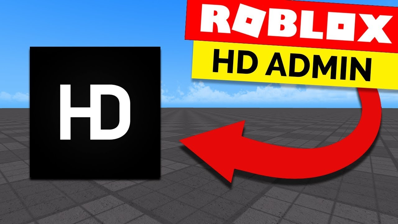 How To Add Admin Commands In Your Roblox Game Hd Admin