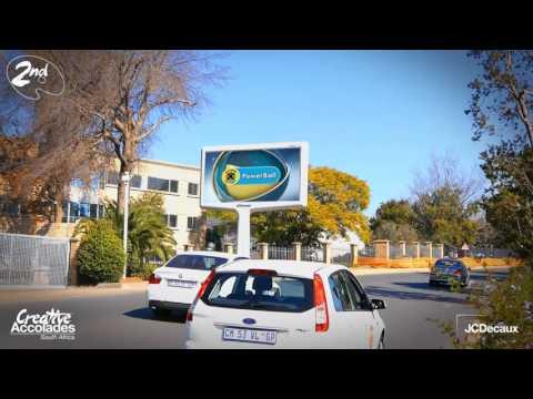 JCDecaux Creative Accolades - South Africa