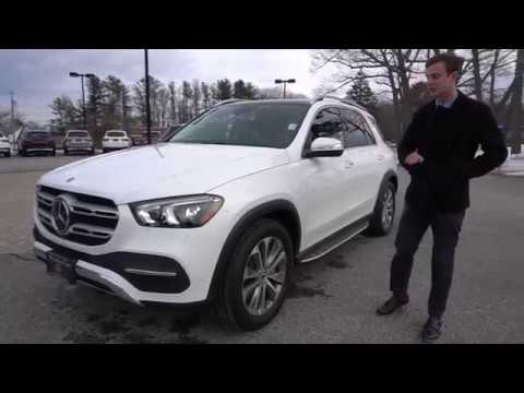 ALL NEW REDESIGNED 2020 Mercedes-Benz GLE 350 4Matic Video Tour with Spencer