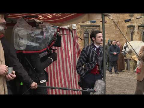 Far From The Madding Crowd Behind The Scenes Footage