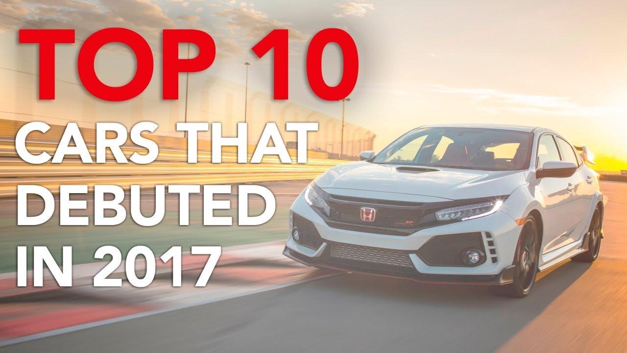 Top 10 Best New Cars that Debuted in 2017: Tesla Roadster, Honda Civic Type R and More - Dauer: 3 Minuten, 32 Sekunden