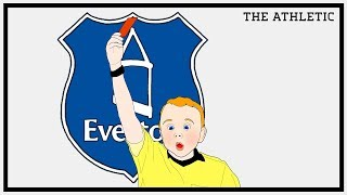 Two Up Front, Red Cards, Everton & The History Of Tactics
