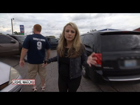 U.S. Marshals on the hunt for fugitive murder suspect William Greer (Pt 2) - Crime Watch Daily