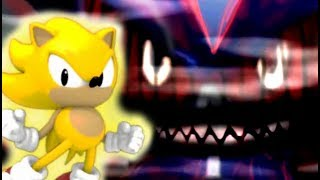 SONIC FINALLY SAVES THE DAY FROM SONIC.EXE | Sonic Fear 2 Ending