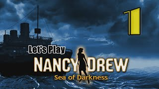 Nancy Drew 32: Sea of Darkness [01] w/YourGibs - START WITH ICELAND SHIPWRECK - OPENING - Part 1