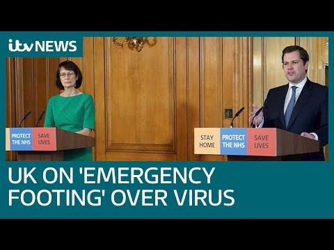 Daily Government UK Coronavirus Update - March 29 | ITV News