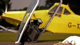 Lasham Gliding Society Video - Learning To Fly