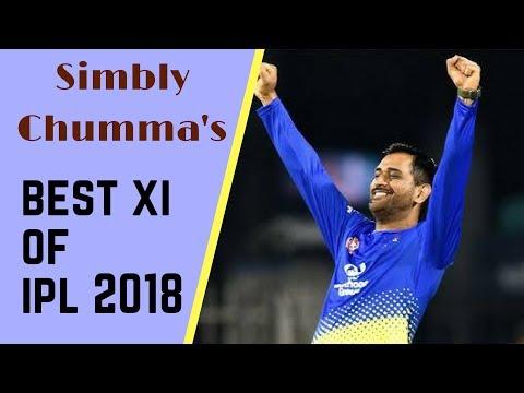SC's Best Xi of IPL 2018