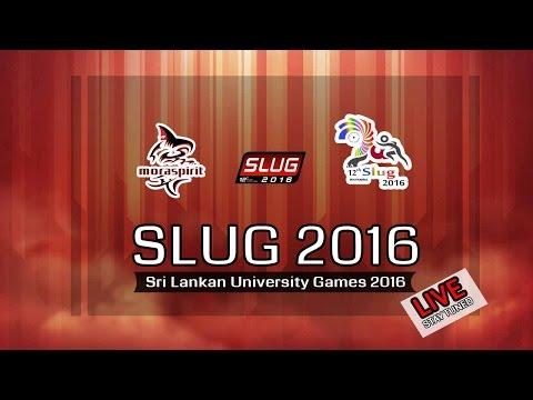 Sri Lankan University Games 2016 - VOLLYBALL 3rd Place Match