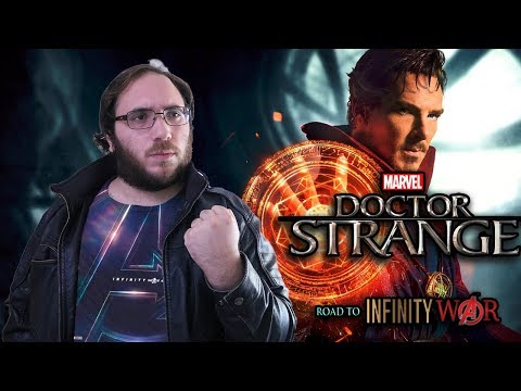 Road to Infinity War - Doctor Strange