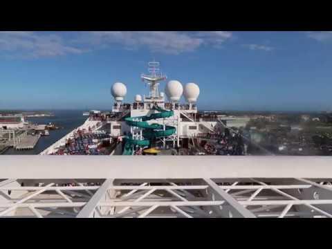 Carnival Liberty Cruise Ship Tour Bahamas 2019