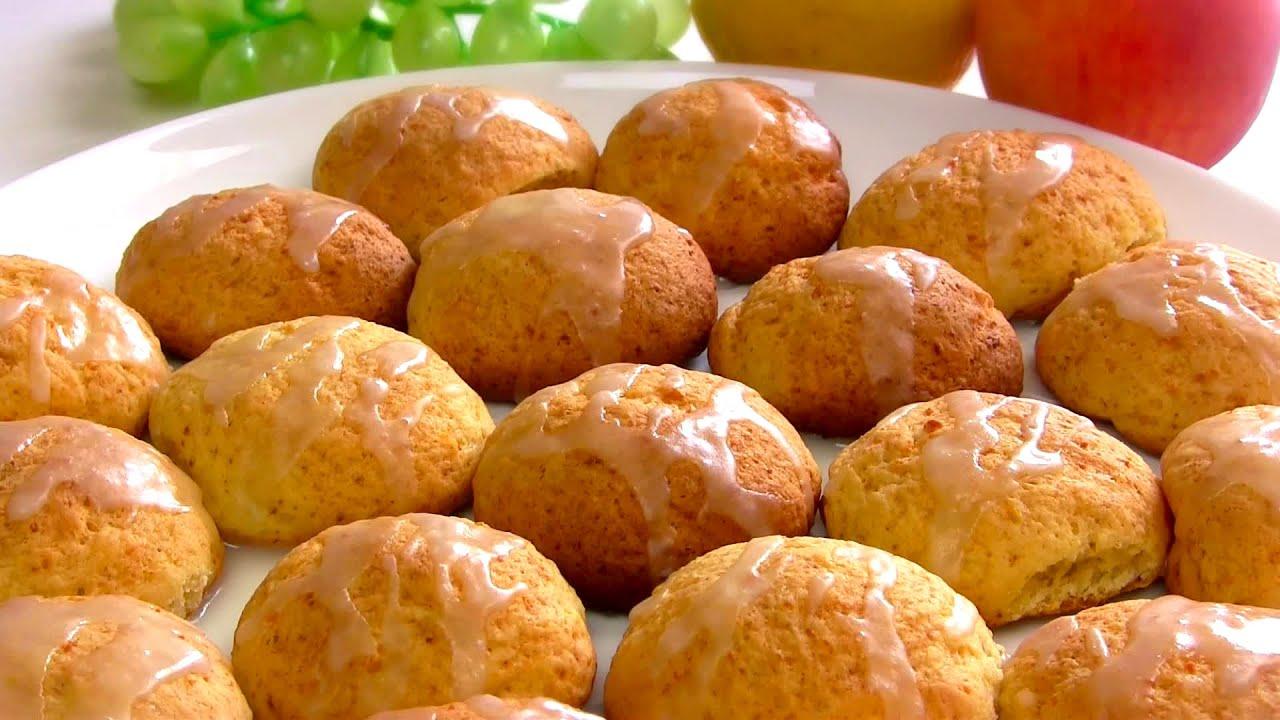 Идеальное Творожно-Лимонное Печенье на Скорую Руку!