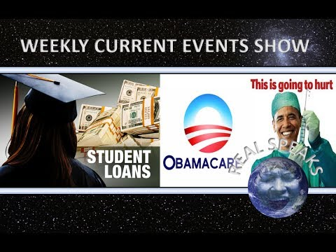 Billions in Student Loan Wiped Out and Obamacare set for collapse on Real Speaks