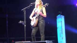 Cowboy take me away-Dixie Chicks Canada 2013 tour