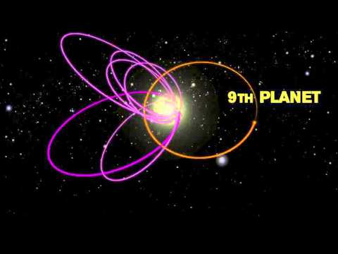 Evidence of 9th Planet Found
