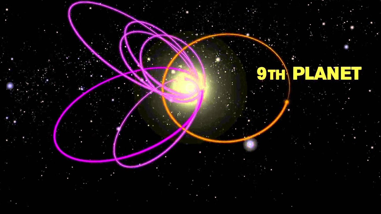 Evidence of 9th Planet Found - YouTube