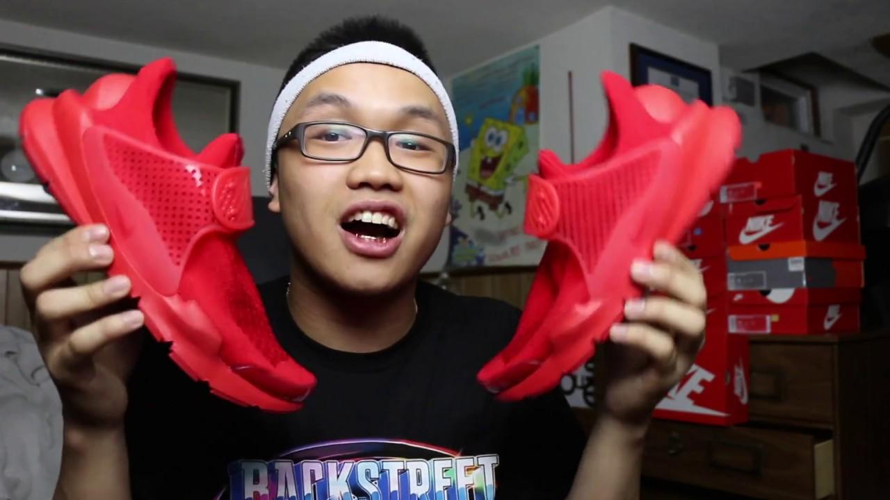 Nike Sock Dart: Triple Reds/KJCRDs
